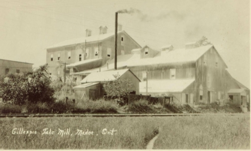 Gillespie Talc Mine, Madoc, Ontario