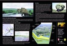 The Waterloo Moraine information.