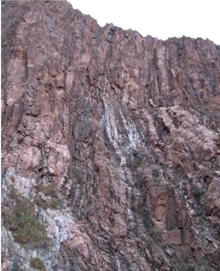 Vishnu Schists and Zoroaster Granites.