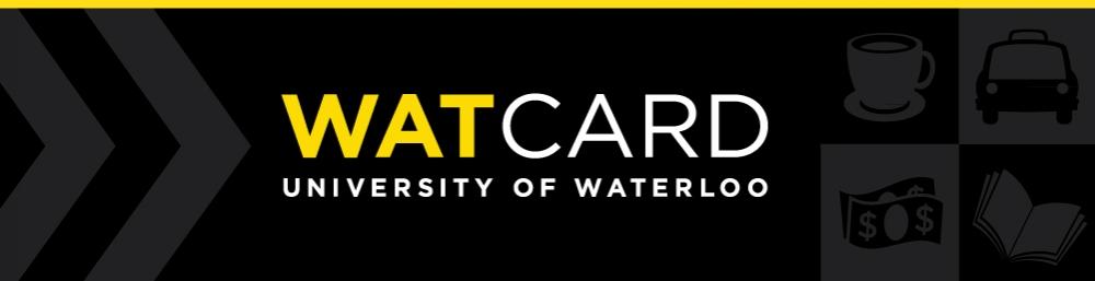 WatCard Banner