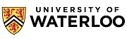 University of Waterloo horizontal logo