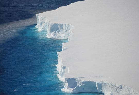 dow ice shelves