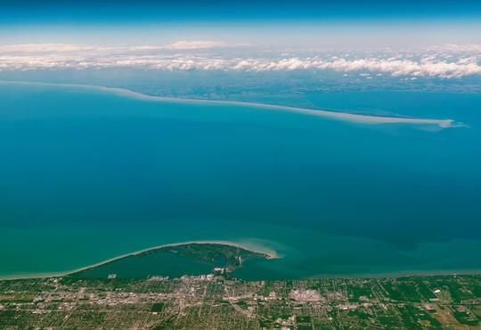 great lakes boundaries