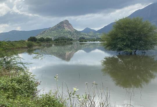 Reservoir image