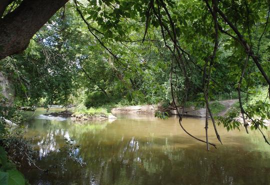 John Spoelstra Water Institute Nottawasaga River