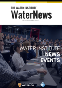 WaterNews cover image