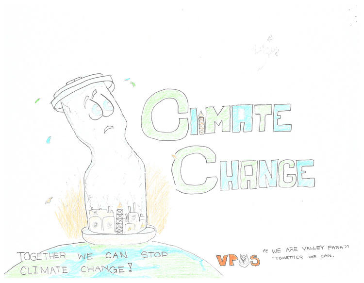 Climate change and you submission