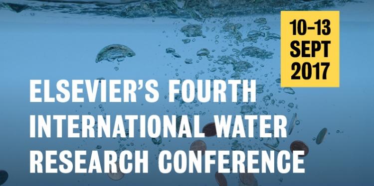 international water conference slide