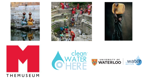 THEMUSEUM, the Water Institute, Clean Water Here