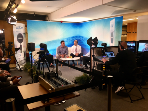 Sofa Interviews, World Water Week