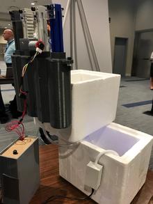 Prototype of WaterPuristechnology