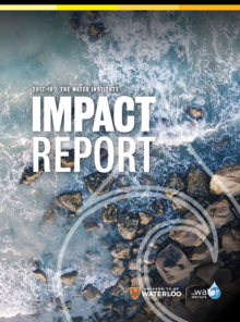 water institute impact report cover