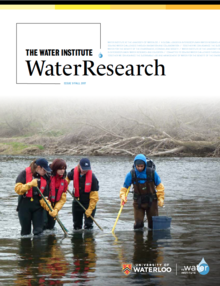 WaterResearch cover image