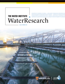Water Research issue 3 cover
