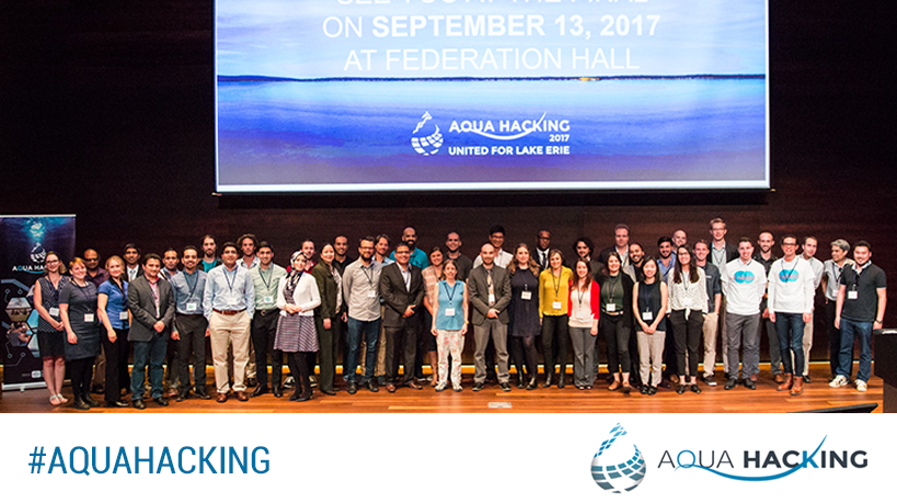 AquaHacking semi final competitors