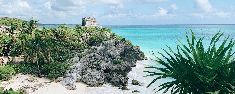 Photo: Mayan ruins at Tulum byAnna SullivanonUnsplash
