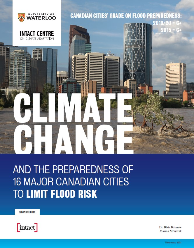 Climate change cities preparedness document