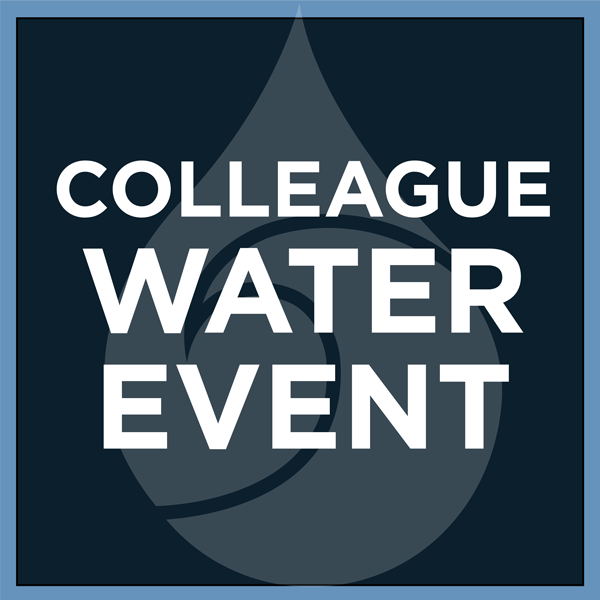 colleague water event