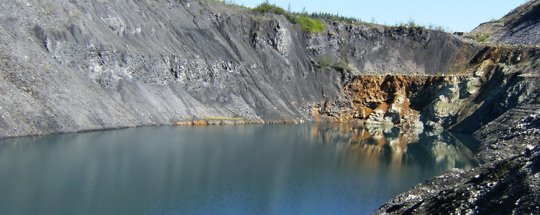 Clinton Creek Chrysotile Mine, Yukon