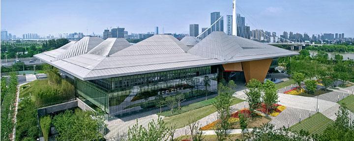 eco high-tech in Nanjing