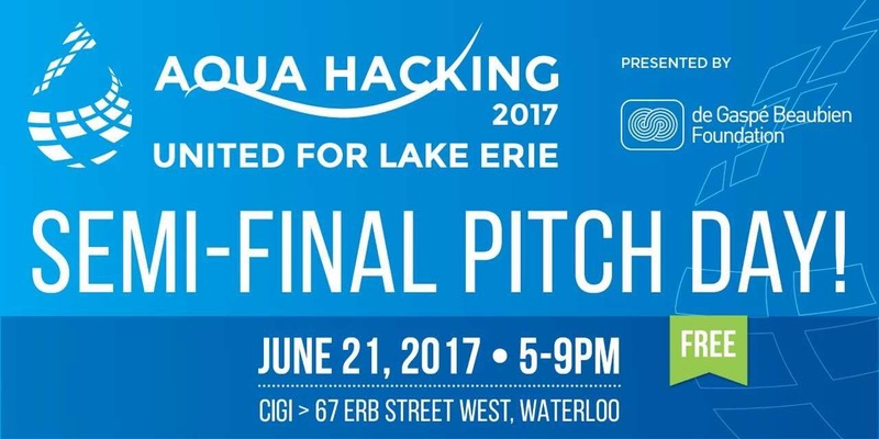 Semi-final pitch day