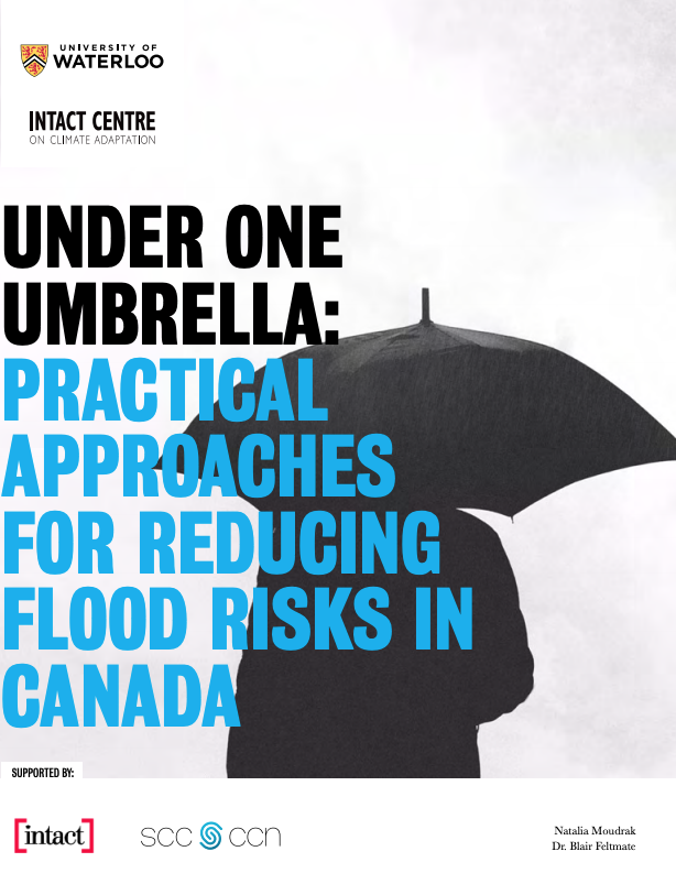 practical approaches for reducing flood risks in canada