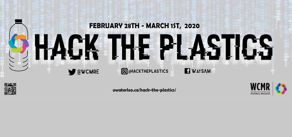 Hack the Plastics hackathon