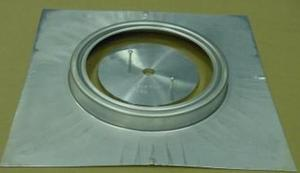 Formed AA5184 Z-Flange (insert shows initial cut-out size)