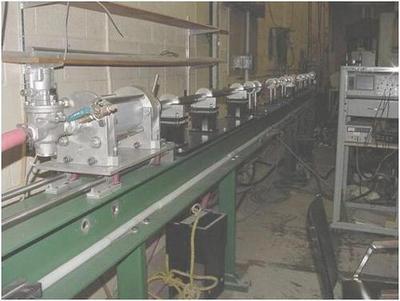 polymeric compressive hopkinson bar