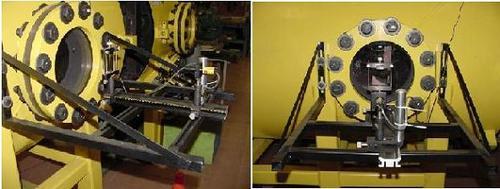 enhanced laser velocity system