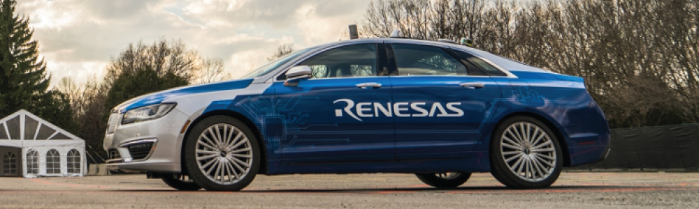 Renesas Autonomous Vehicle