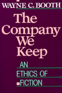 Book cover for Booth's The Company We Keep