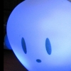 William Turkel's online avatar (a blue balloon)