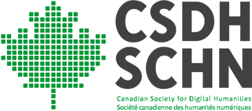 Logo of the Canadian Society for Digital Humanities