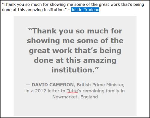 Screenshot of speaker being highlighted.