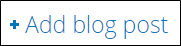 Add blog post link.
