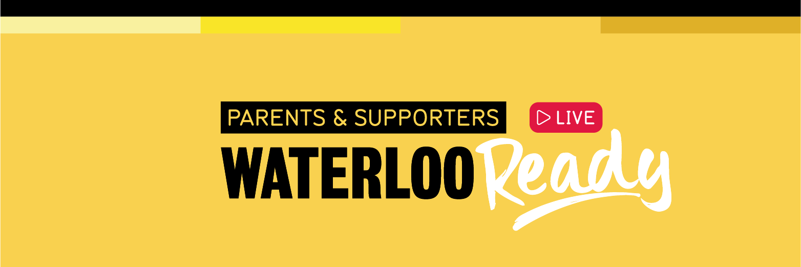 Parents and supporters, Live, Waterloo Ready