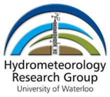 Hydrometeorology Research Group logo
