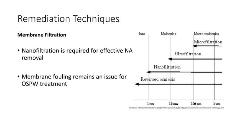 Page 16 of Naphthenic Acid Overview Presentation