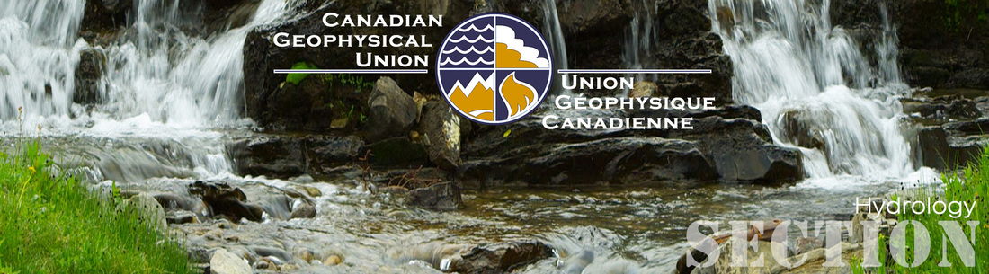 Canadian Geophysical Union banner