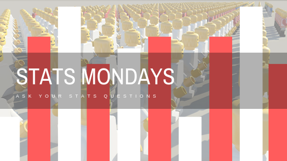 Stats Mondays Logo