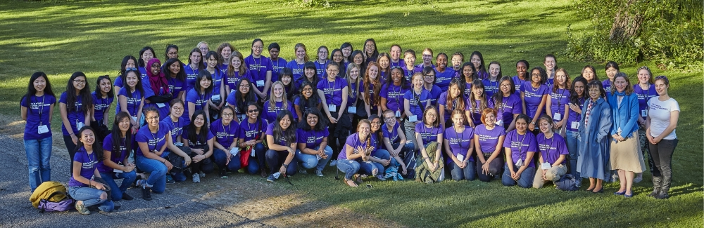 Discover WiE Group photo 2015