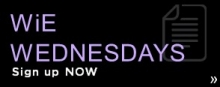 wie wednesday sign up button