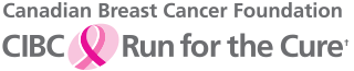 CIBC Run for the Cure logo