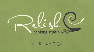 Relish Cooking Studio logo