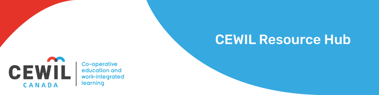 CEWIL Resource Hub banner