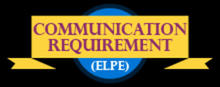 Communication Requirement