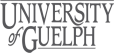 University of Guelph logo.