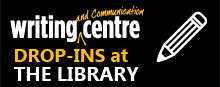 Drop-ins at the library